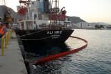 Deniz kirleten gemilere ceza