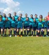 1-Yeni Kemer Belediye Spor Bayan Futbol Takımı