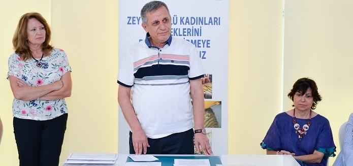 KADIN AİLE_