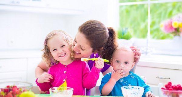 Sağlıklı çocuklar normal büyüyen çocuklardır
